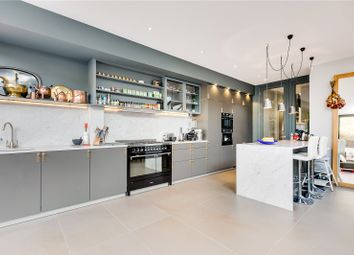 Thumbnail 5 bed terraced house for sale in Sedlescombe Road, West Brompton, London