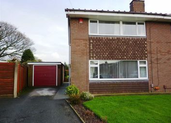 Thumbnail 3 bed semi-detached house to rent in Nashe Drive, Longton, Stoke-On-Trent