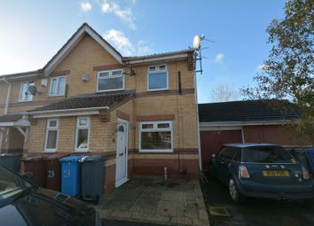 Thumbnail 3 bed terraced house for sale in Thirlmere Road, Woodhouse Park, Manchester