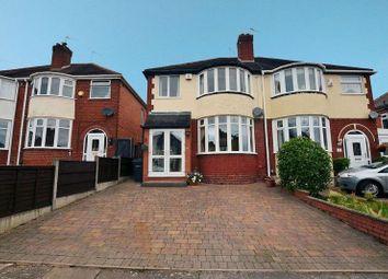 Thumbnail 3 bed semi-detached house for sale in Glyn Farm Road, Quinton, Birmingham