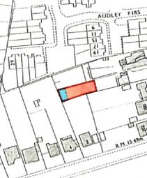 Thumbnail Land for sale in Hersham Road, Hersham, Walton-On-Thames, Surrey