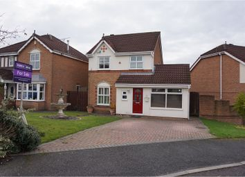 Thumbnail 3 bedroom detached house for sale in Hunter Drive, Radcliffe