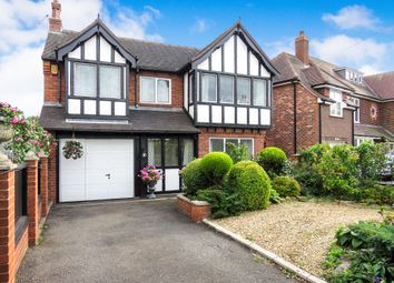 Thumbnail 4 bed detached house for sale in Beauvale, Newthorpe, Nottingham