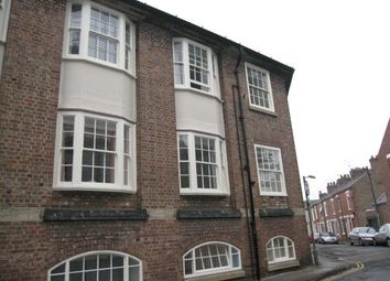 Thumbnail 2 bedroom flat to rent in Buckingham Court, York