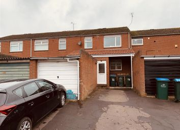 Thumbnail 3 bed terraced house for sale in Kendrick Close, Longford, Coventry