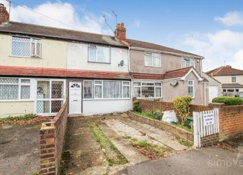 Thumbnail 2 bed terraced house for sale in Warwick Crescent, Hayes