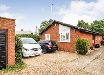 Thumbnail 2 bed detached bungalow for sale in Butts Hill Road, Woodley, Reading