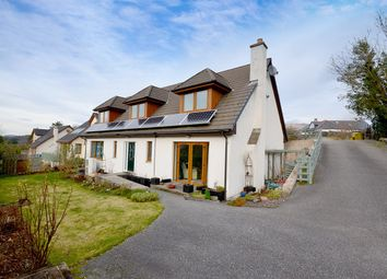 Thumbnail 4 bed detached house for sale in Taynuilt