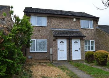 Thumbnail 1 bed semi-detached house for sale in Ludlow Close, Northampton