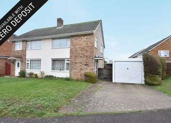 Thumbnail 3 bedroom semi-detached house to rent in Kelsey Avenue, Southbourne, Emsworth, Hampshire