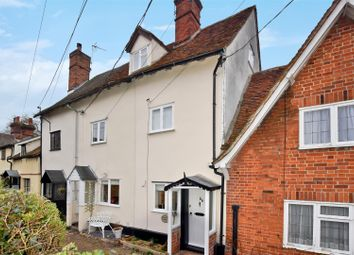 Thumbnail 2 bed town house for sale in Nunnery Street, Castle Hedingham, Halstead