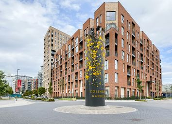 Thumbnail 2 bedroom flat for sale in Maple House, 45 Lismore Boulevard, London