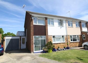 Thumbnail 3 bed semi-detached house for sale in Highlands Drive, Maldon
