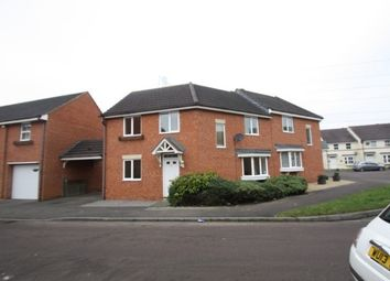 Thumbnail 3 bed terraced house to rent in Curlew Drive, Chippenham