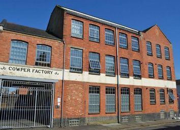 Thumbnail 2 bed flat for sale in Cowper Street, The Mounts, Northampton