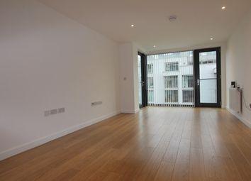 Thumbnail 1 bedroom flat to rent in Egret Heights, Waterside Way, London