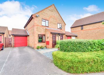 Thumbnail 2 bed semi-detached house for sale in Holst Crescent, Browns Wood, Milton Keynes