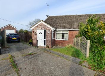 Thumbnail 2 bed semi-detached bungalow for sale in Sheffield Close, Bishopstoke, Eastleigh