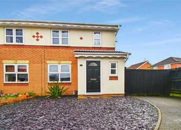 3 bed semi-detached house for sale in Oakham Drive, Selston, Nottinghamshire NG16