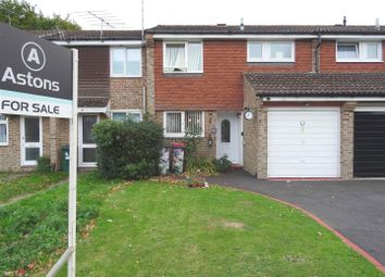 Thumbnail 3 bed terraced house for sale in Holmcroft, Crawley