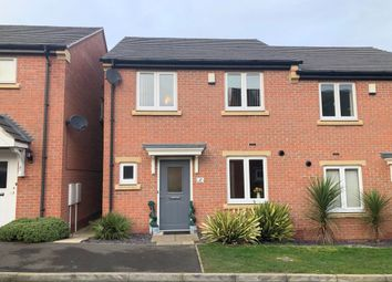 3 bed semi-detached house for sale in Field Drive, Smalley, Ilkeston DE7