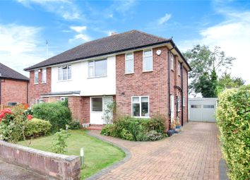Thumbnail 3 bed semi-detached house for sale in Heron Close, Rickmansworth, Hertfordshire