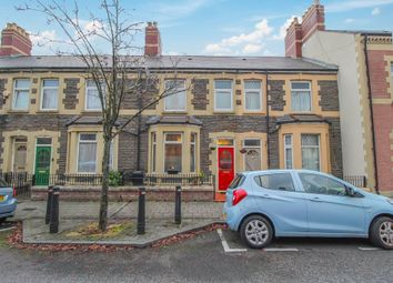 Thumbnail 2 bed terraced house for sale in Monmouth Street, Grangetown, Cardiff