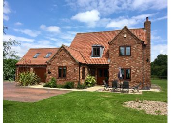 Thumbnail 5 bed detached house for sale in Rand, Lincoln
