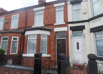 Thumbnail 3 bed terraced house for sale in Warrington Road, Whiston, Prescot