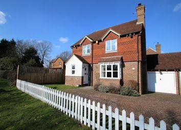 Thumbnail 4 bed detached house for sale in Hop Pocket Close, Sissinghurst, Cranbrook, Kent