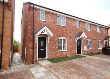 Thumbnail 3 bed end terrace house to rent in Market Rasen Drive, Bourne