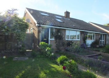 Thumbnail 2 bed semi-detached bungalow to rent in Nevill Road, Uckfield