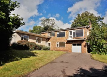 Thumbnail 4 bed detached house for sale in Chapel Hill, Aylburton, Nr Lydney