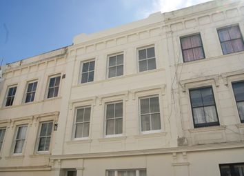 Thumbnail 3 bed maisonette to rent in Silchester Road, St Leonards On Sea, East Sussex