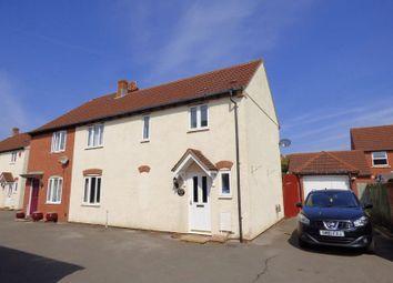 Thumbnail 3 bed semi-detached house for sale in Carberry View, West Wick, Weston-Super-Mare