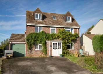 Thumbnail 5 bed detached house for sale in Briars End, Crossways