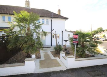 Thumbnail 2 bed semi-detached house for sale in Tempest Road, Egham