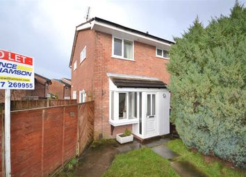 Thumbnail 1 bedroom semi-detached house to rent in Draperfield, Chorley