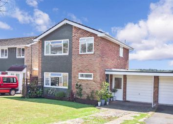 Thumbnail 3 bed link-detached house for sale in Cleve Close, Framfield, East Sussex