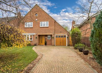 Thumbnail 3 bed detached house for sale in Stone Hill, Two Mile Ash