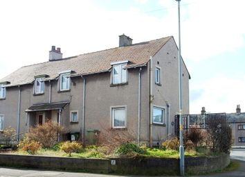 Thumbnail 3 bed semi-detached house for sale in 2 Ewanrigg Road, Maryport, Cumbria