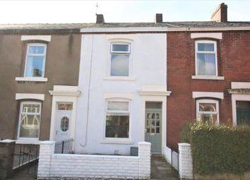 Thumbnail 2 bed terraced house for sale in Wellfield Road, Blackburn