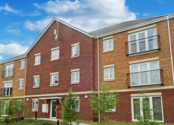 Thumbnail 1 bed flat for sale in Meadow Way, Tyla Garw, Pontyclun