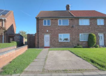 Thumbnail 3 bed semi-detached house for sale in Hall Green, Blyth