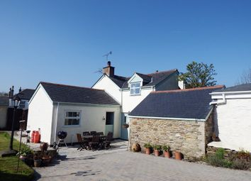 Thumbnail 4 bed semi-detached house for sale in Zelah, Truro