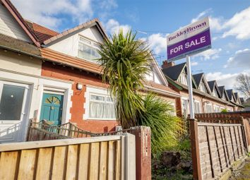 Thumbnail 1 bed terraced house for sale in Derby Street, Mansfield