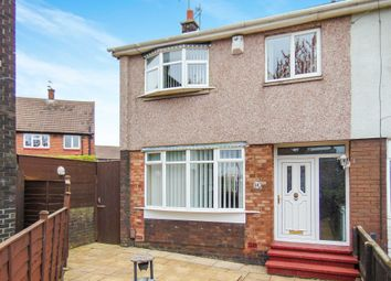 Thumbnail 2 bed terraced house for sale in Rockingham Road, Sunderland