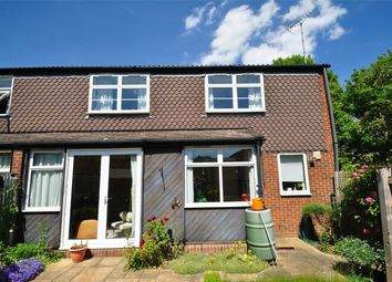 Thumbnail 2 bed semi-detached house for sale in Lanefield Walk, Welwyn Garden City, Hertfordshire