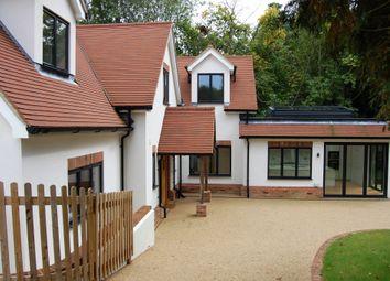 Thumbnail 5 bed detached house for sale in Beeches Drive, Farnham Common, Slough