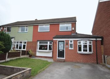 Thumbnail 4 bed semi-detached house for sale in Lorraine Close, Heywood